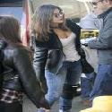 Priyanka Chopra at LAX International Airport in LA
