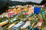 The Colorful Cemeteries of Guatemala