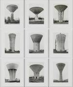 Bernd And Hilla Bechers Industrial Photography