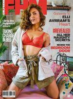 Elli Avrram  FHM Girlfriend Magazine