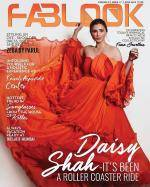 Daisy Shah  Fablook Magazine June 2019