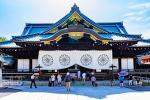 Yasukuni Shrine Where War Criminals Are Revered