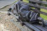 The Homeless Jesus Sculpture