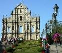 The Ruins of St Pauls Church Macau