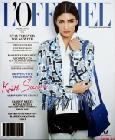 Kriti Sanon LOfficiel Magazine April 2015 Photos