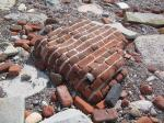 The War Rubble of Crosby Beach