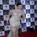 Urvashi Rautela at Star Screen Awards 2017