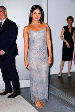 Priyanka Chopra  Leaving Tiffany amp Co Blue Book Gala in NY