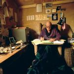 Writing Sheds of Famous Writers
