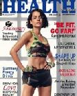 Kangana Ranaut on Cover of Health & Nutrition Magazine April