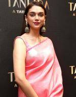 Aditi Rao Hydari at Taneira Store Launch