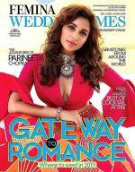 Parineeti Chopra  Femina Wedding Times May 2019