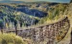 The Trestles of Myra Canyon