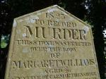 The Murders Written in Stone