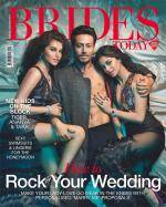 Tiger Shroff  Tara Ananya at Brides Todays May 2019