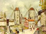 The Windmills of Paris