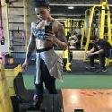 Bigg Boss inmate Bani J Strong Abs